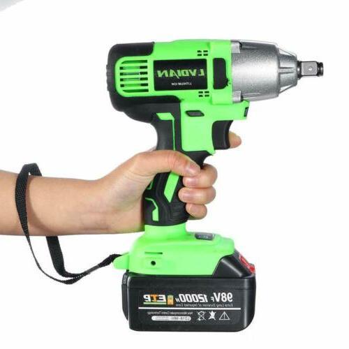 NEW 98VF Cordless Impact Drill Screwdriver