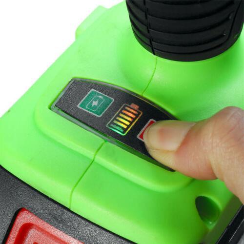 NEW 98VF 320NM 12000mAh Cordless Drill Screwdriver MY