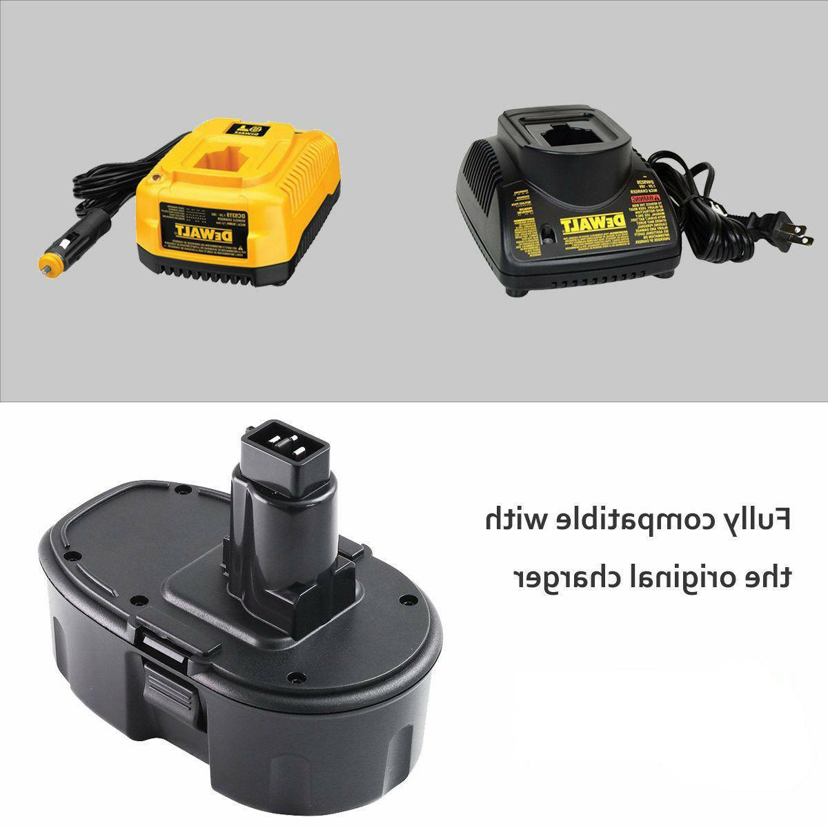 Replacement for 18V Dewalt DW9098