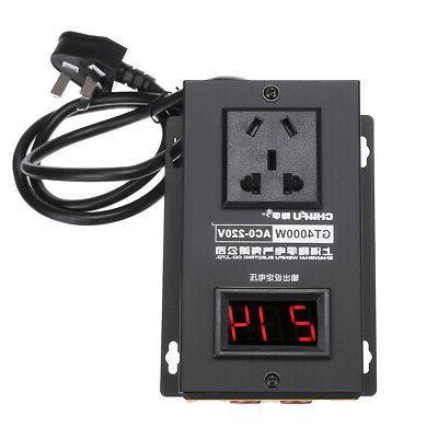 Voltage Regulator Power Con