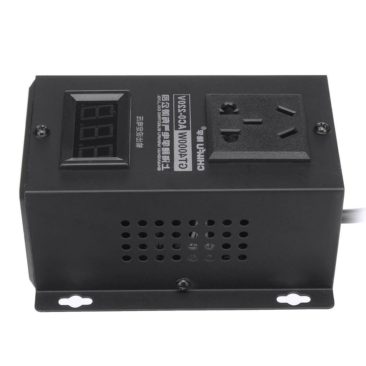 AC 4000W Voltage Motor