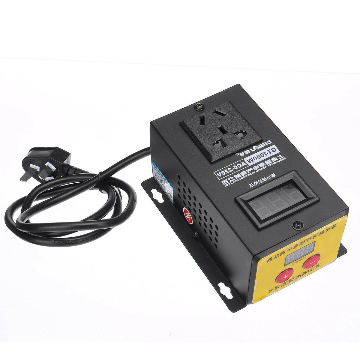 AC 220V Voltage Drill
