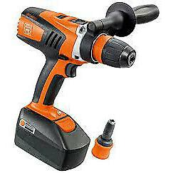 Fein ASCM 18 QX 4 18 Volt Drill Kit with 2 Batteries