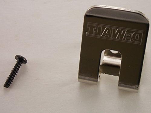 DeWalt Belt Clip/Hook for 18V Impact Driver/Wrench DC825, DC