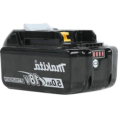Makita BL1850B 18V Lithium-Ion 5.0Ah Battery