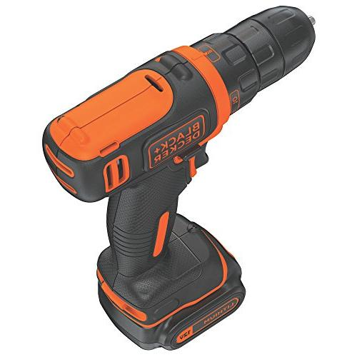 BLACK+DECKER 12V MAX Drill/Driver