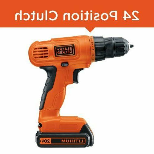 Lithium Drill/Driver Accessories