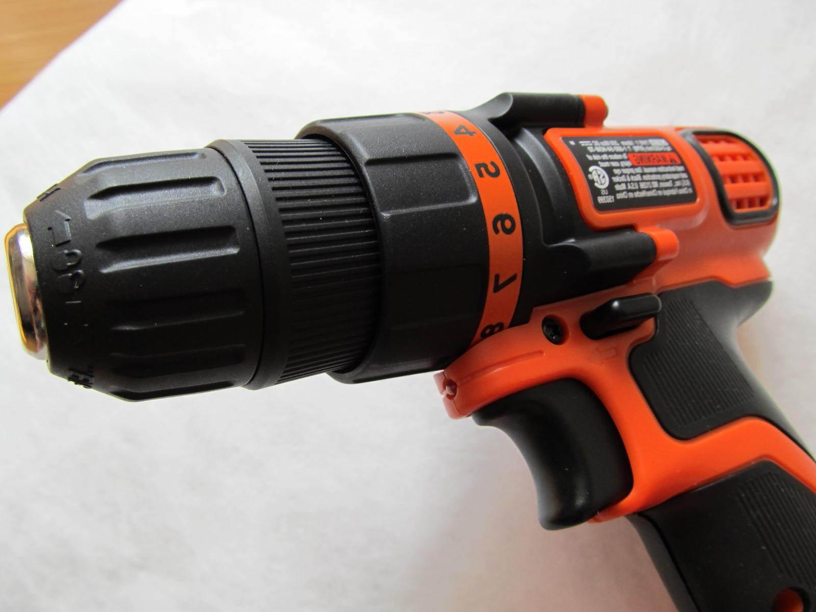 Black Decker LDX120 Cordless Light