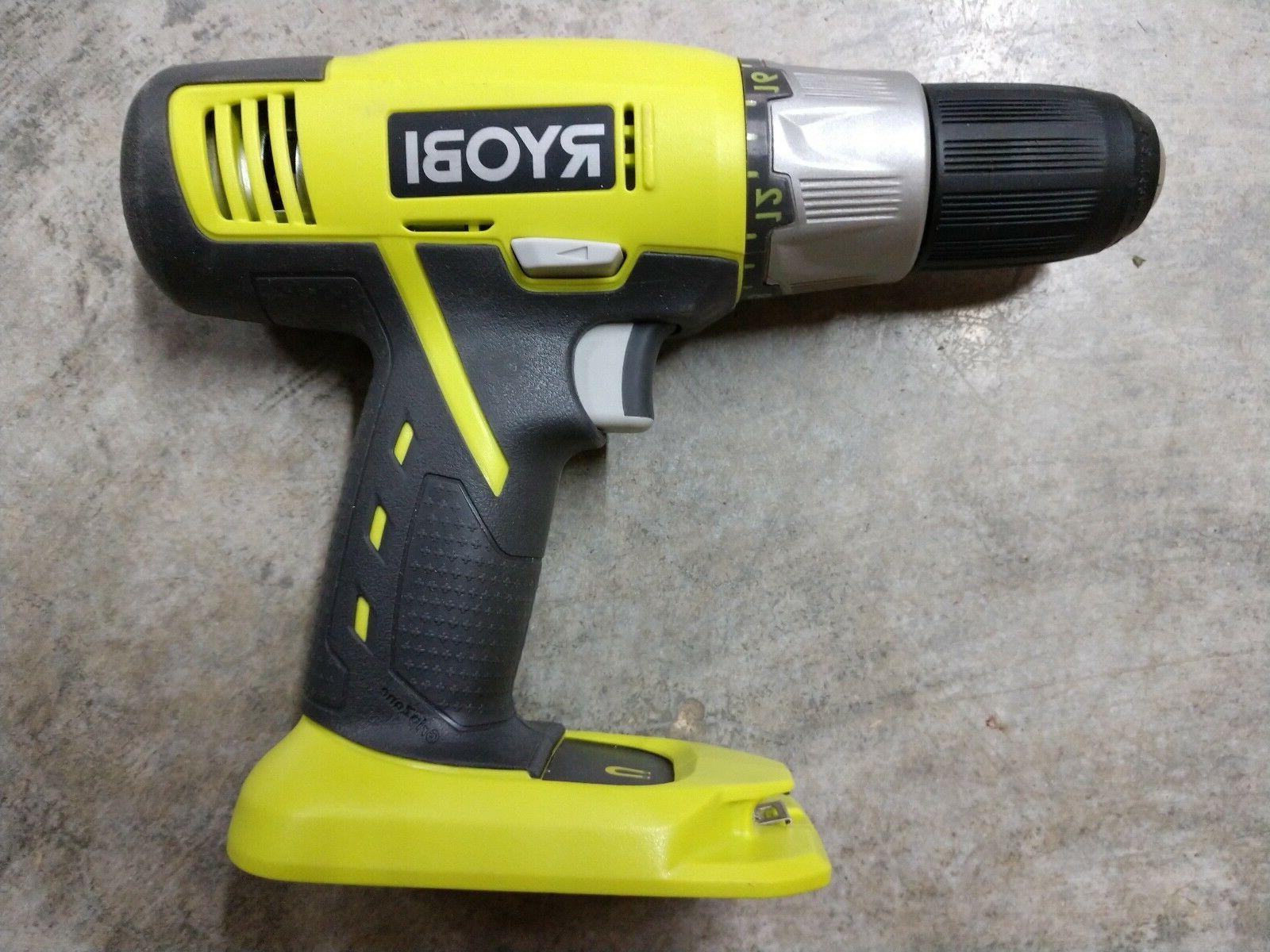 brand new 18v cordless drill driver model