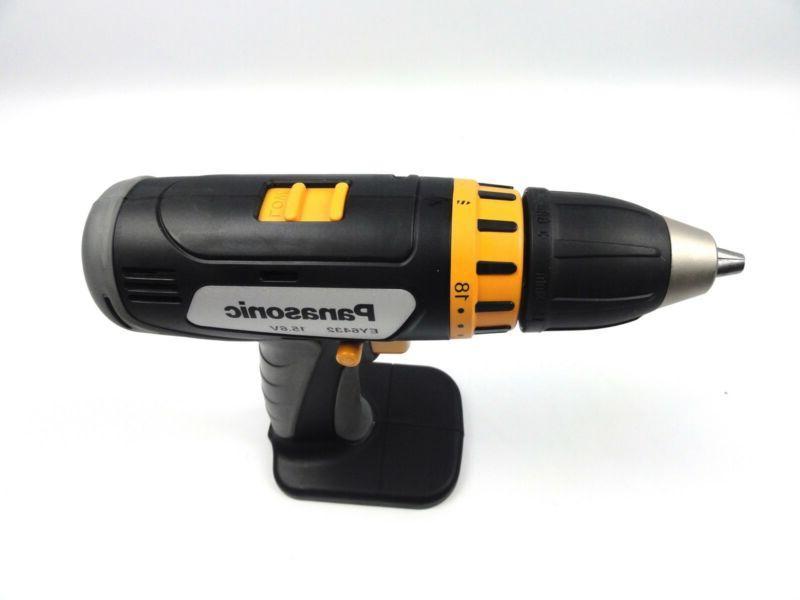 "Panasonic Brand EY6432 Cordless 15.6V Volt 1/2"" Drill ++"