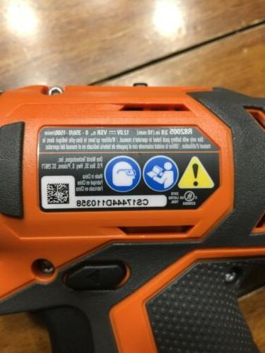 Brand 12v 2.0ah Battery, Bag
