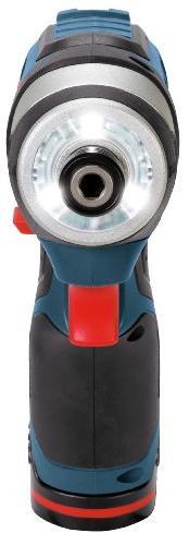 Bosch Power Kit - 12-Volt, Drill Kit Set - Two Drills, Two 12V