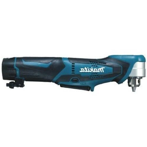 Makita Angle Drill DA330DWE Quantity Capacity