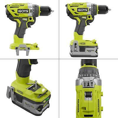 cordless brushless hammer drill kit