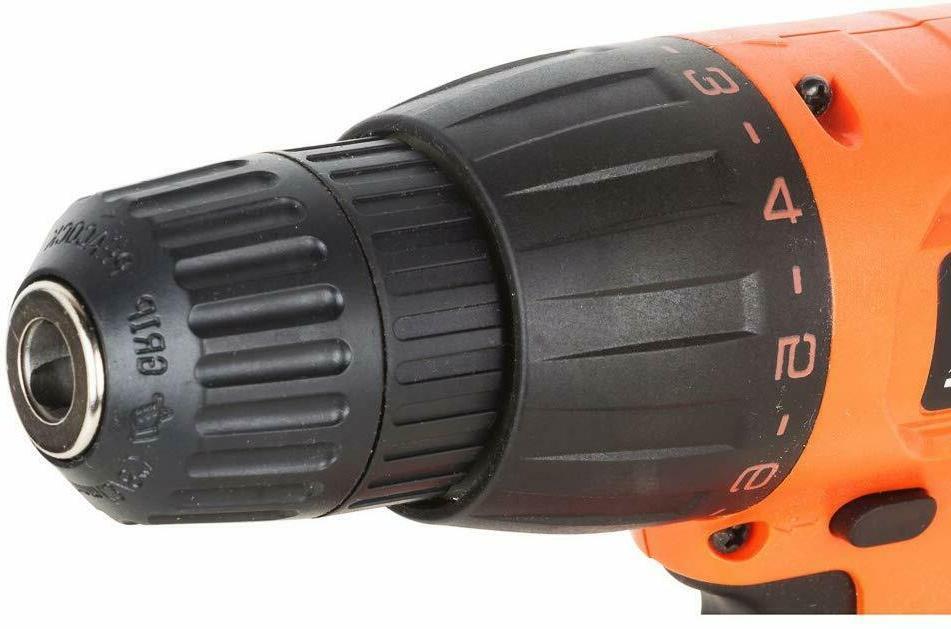 Cordless Drill Black Decker AngleRotation Changeable