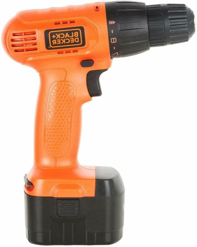 Cordless Black and Decker Feature AngleRotation Changeable