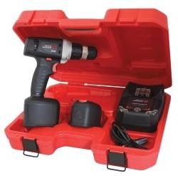 - Chicago Pneumatic Cordless Drill Driver - 12 Volt, 3/8in.,