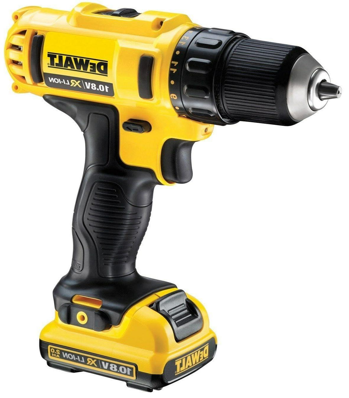 DeWalt DCD710D2 Voltage Capacity 24Nm Torque