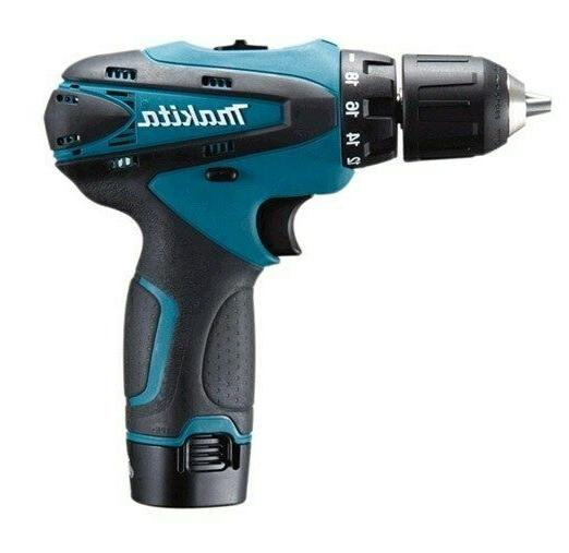 Makita Cordless Drill Driver DF330DWE 10.8V Battery Voltage