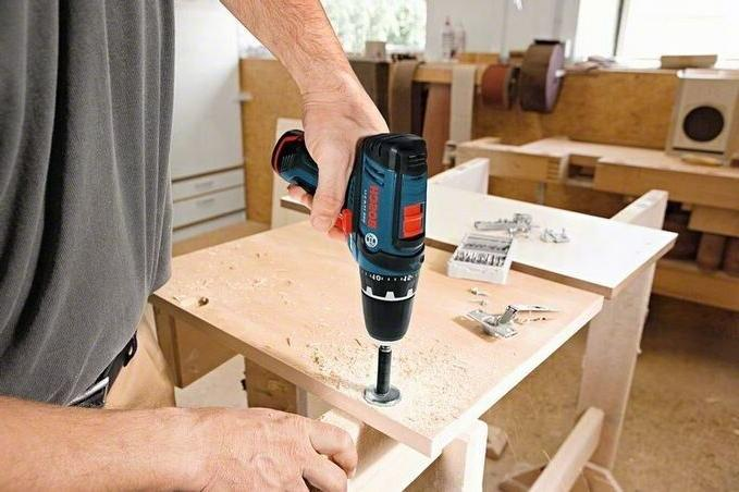 Bosch Drill GSR 12V 1.5Ah Accessories