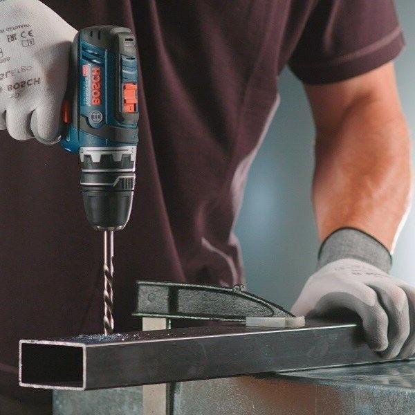 Bosch Cordless Drill Driver GSR Set Voltage