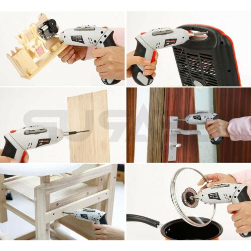 Cordless Drill Rechargeable Electric Repair