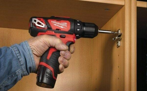 Milwaukee Cordless Driver M12 Voltage 2.0Ah 2