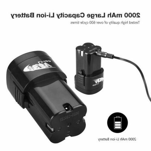 Cordless Kit Set 16.8V Battery Charger Repair Hand Tools Kits
