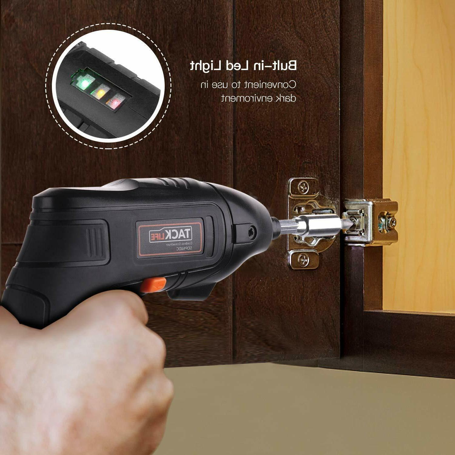 Electric Cordless Power Lithium Driver