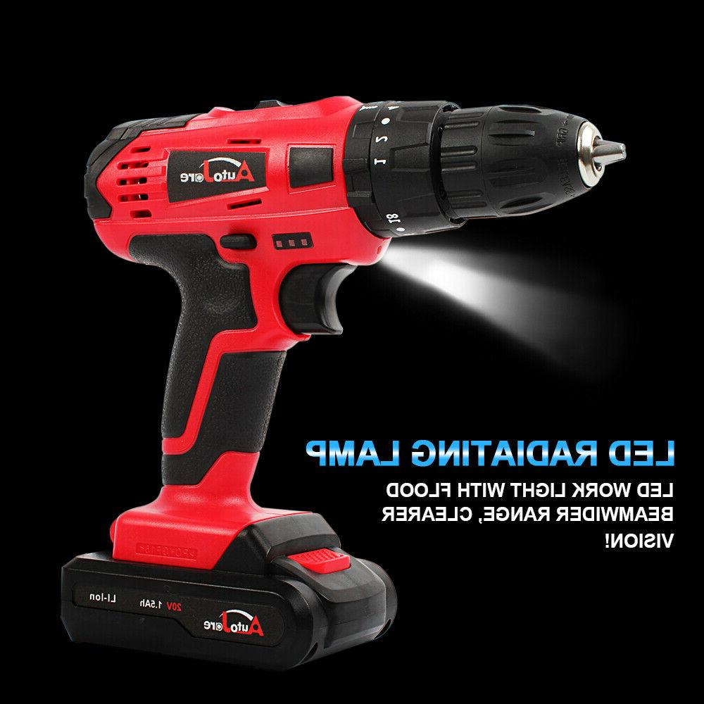 Cordless Impact Screwdriver electric