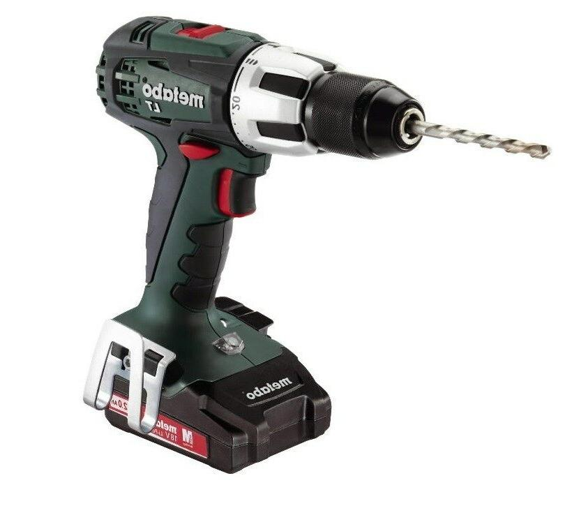 Metabo Impact SB 18 Voltage Capacity/Quantity