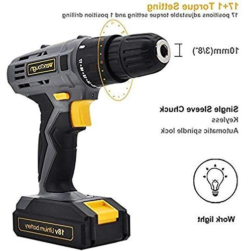 Precision with Torque 2 Speed V, includes Bits with DeWalt