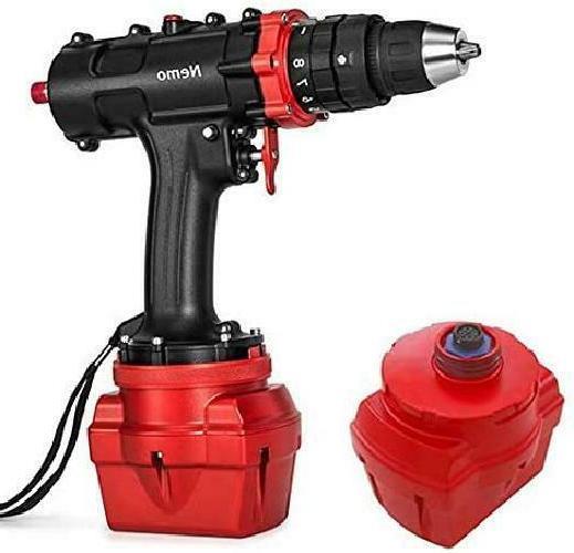 cordless underwater hammer drill 6ah