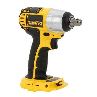 dc820 cordless battery impact wrench