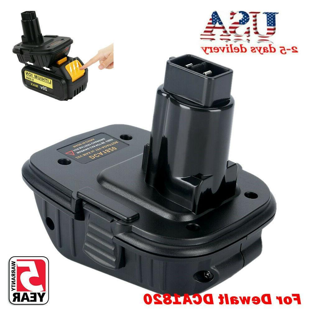 dca1820 battery adapter