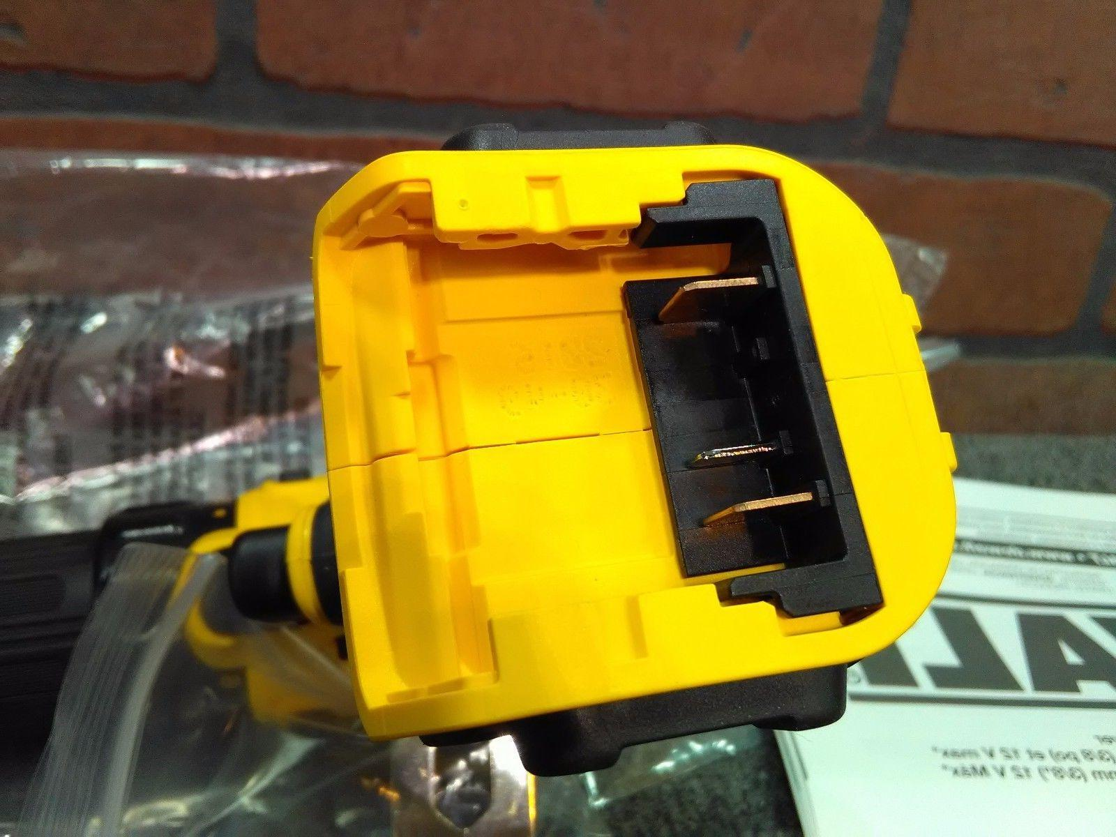 Dewalt 12V MAX Cordless Drill