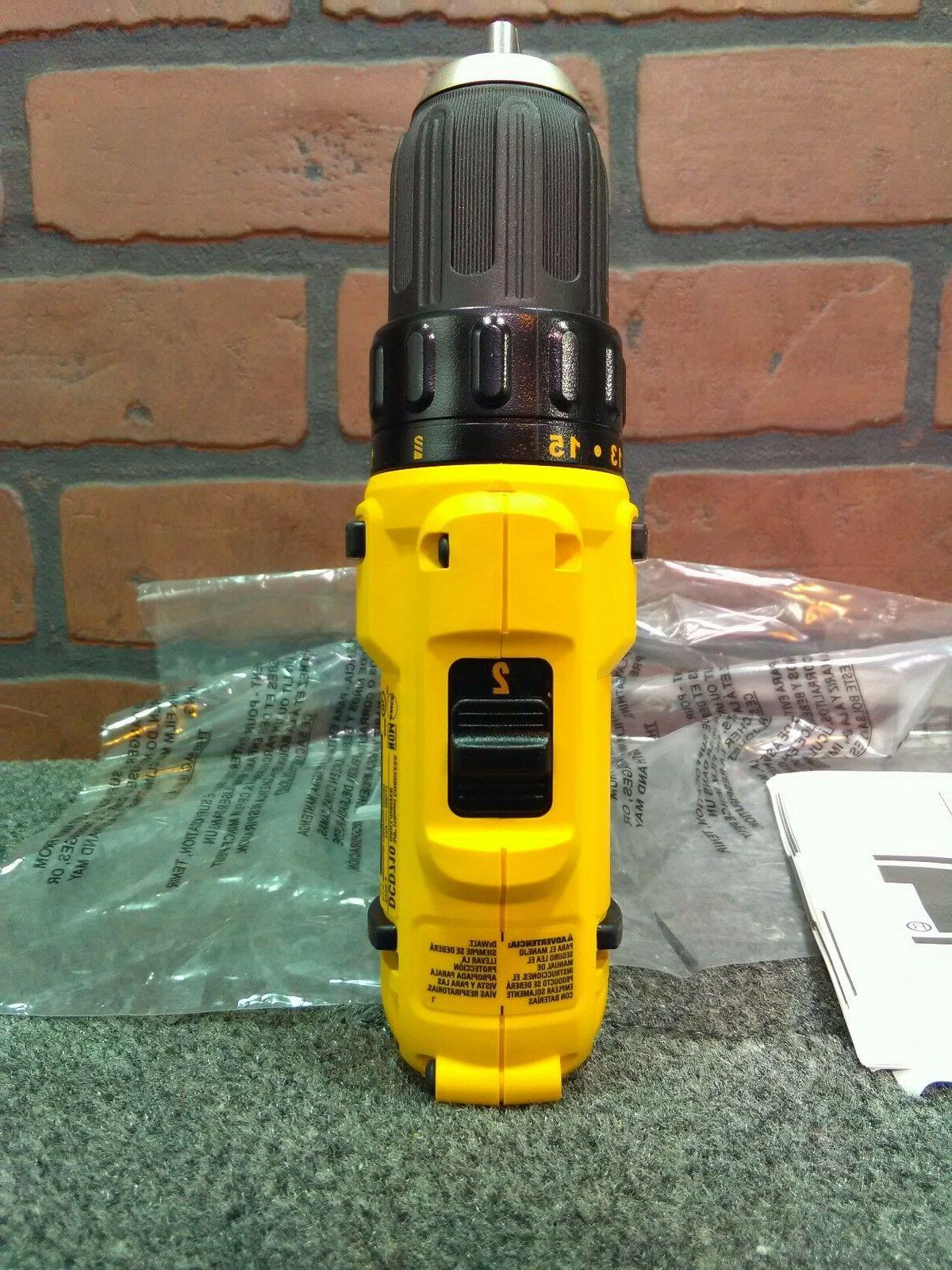 Dewalt DCD710B Cordless in. Drill