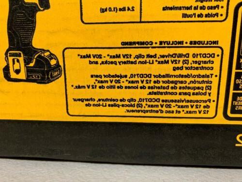 3/8-Inch Drill Kit
