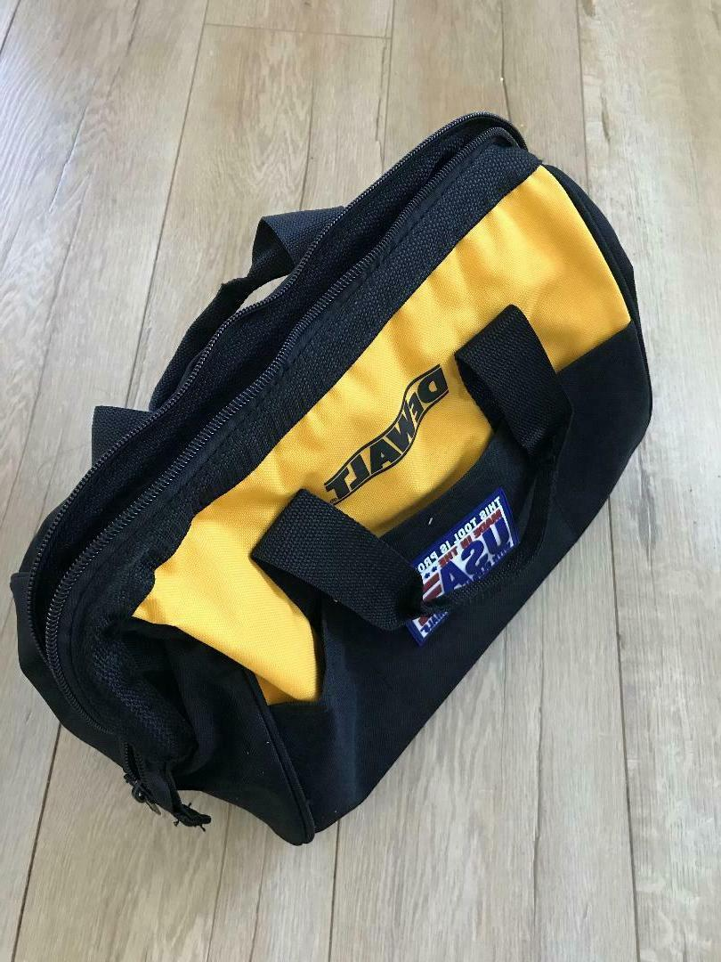 Dewalt + Battery Belt Clip Bag
