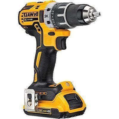 DEWALT MAX XR Brushless Drill/Driver