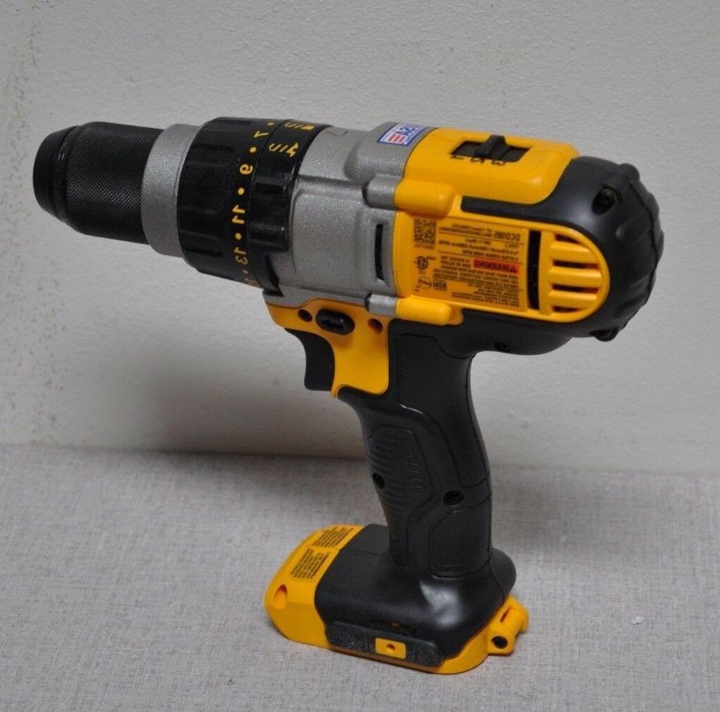 "Dewalt DCD985B 1/2"" Cordless Hammer Drill Bare Tool"