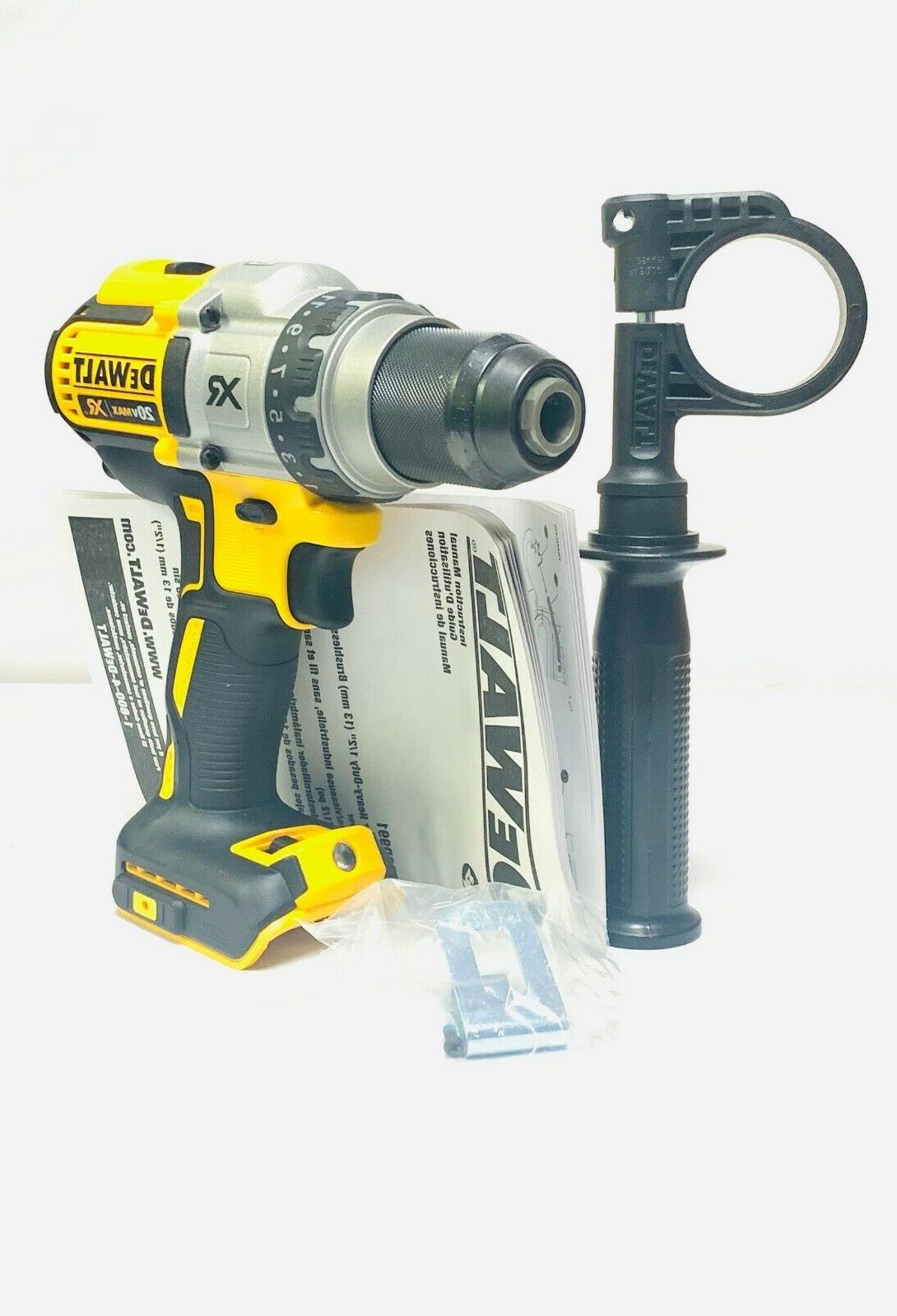 Dewalt Speed Cordless Drill Driver Tool-Only