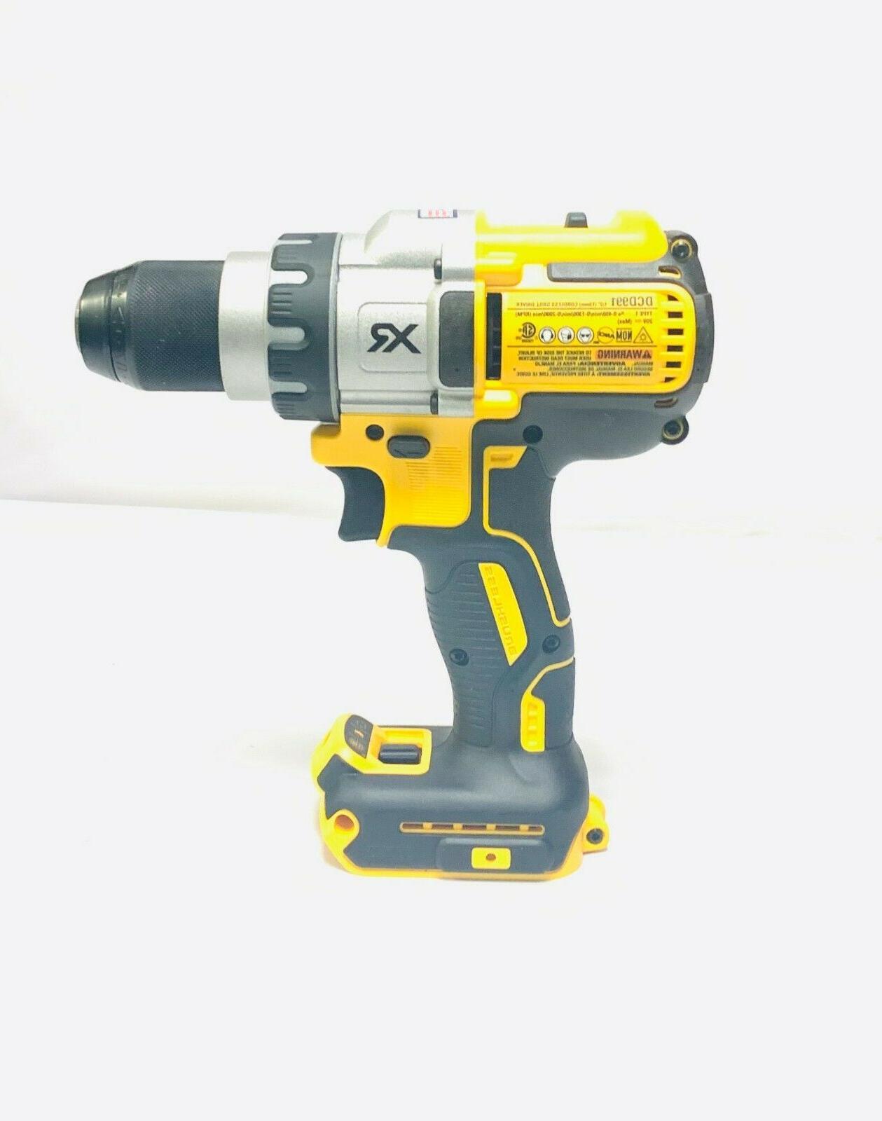 Dewalt DCD991B 20V Speed Cordless Drill Driver Tool-Only
