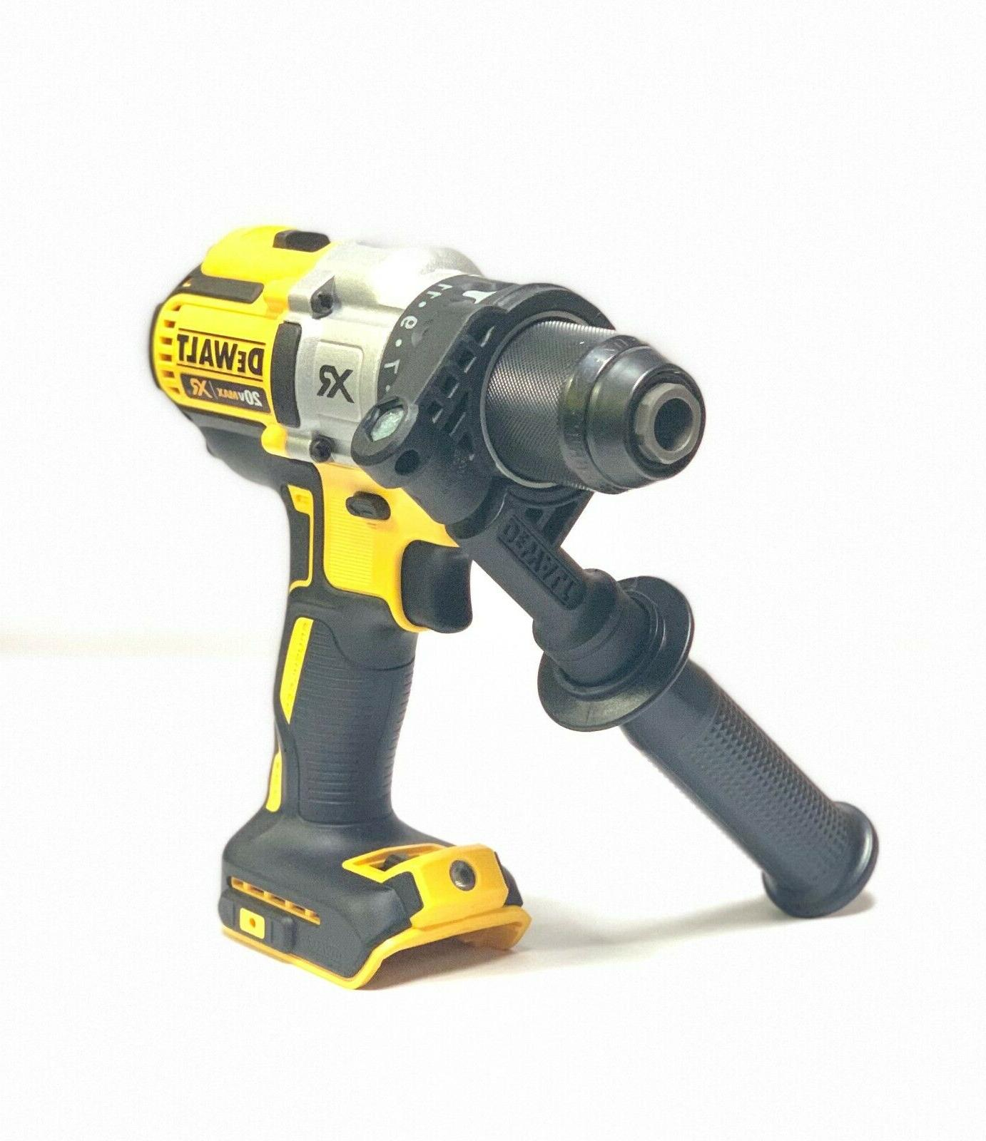 Dewalt 20V Speed Brushless Drill Driver Tool-Only