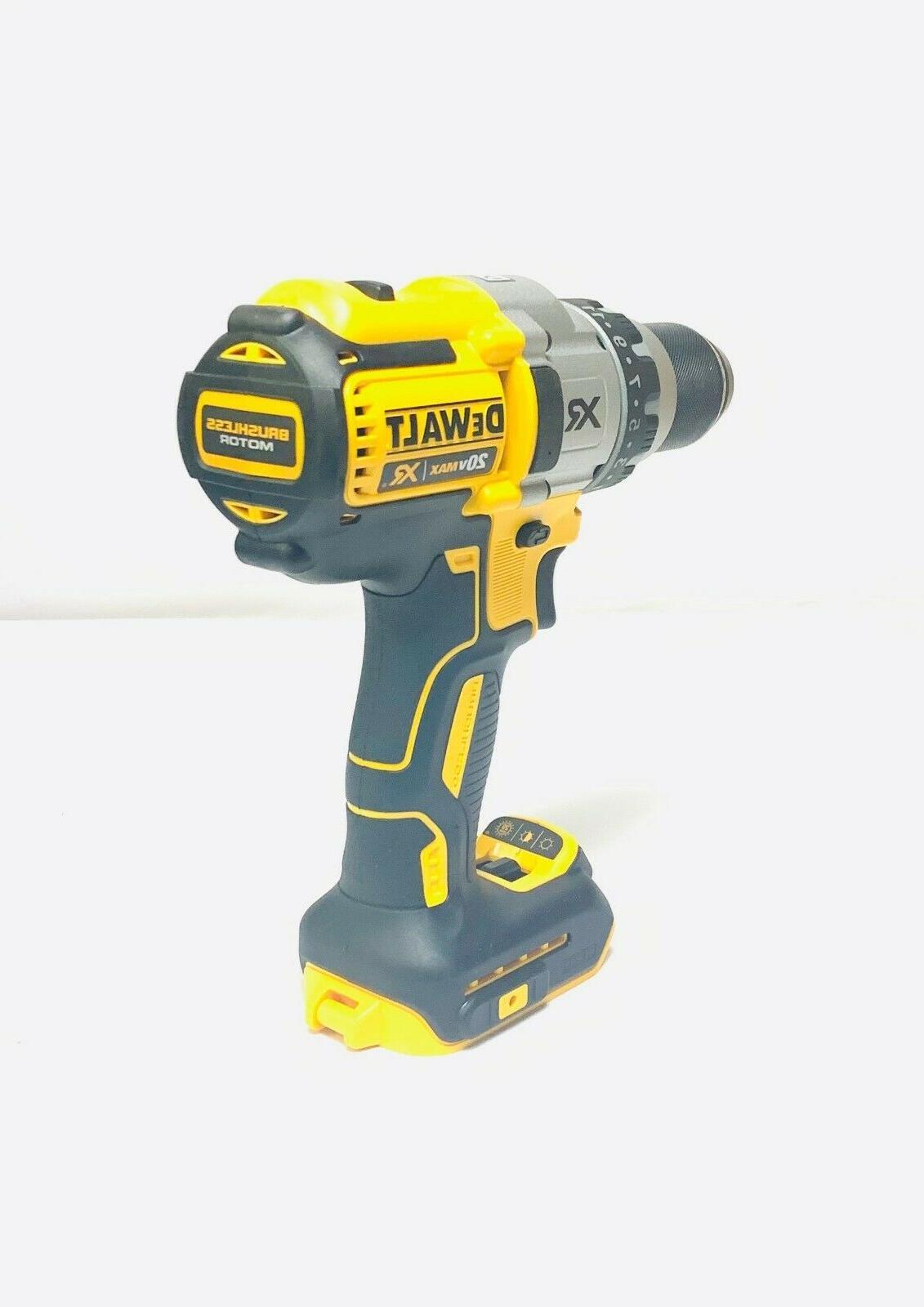 Dewalt DCD991B 3 Speed Drill Tool-Only NEW