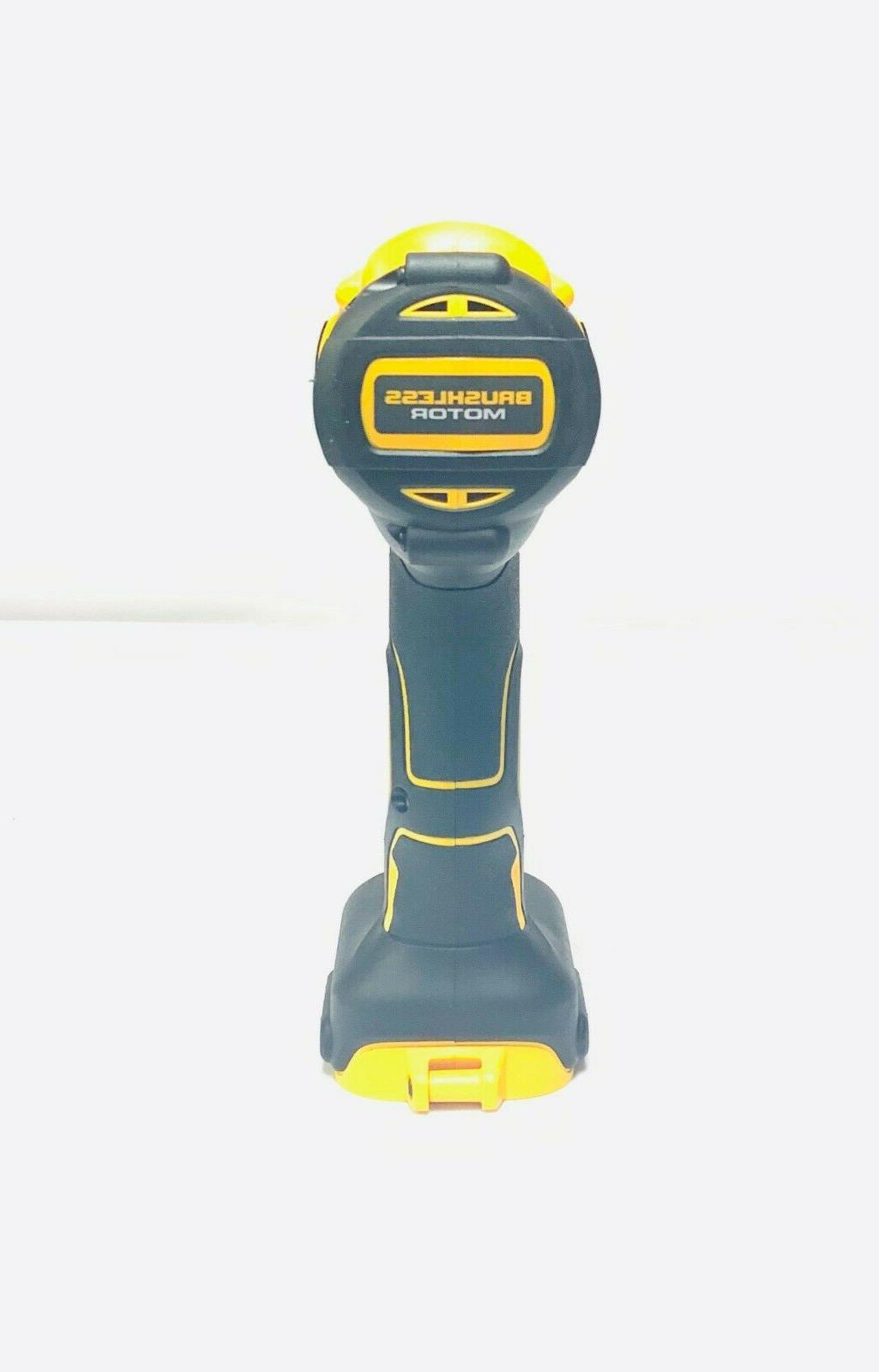 Dewalt Speed Cordless Brushless Drill Tool-Only