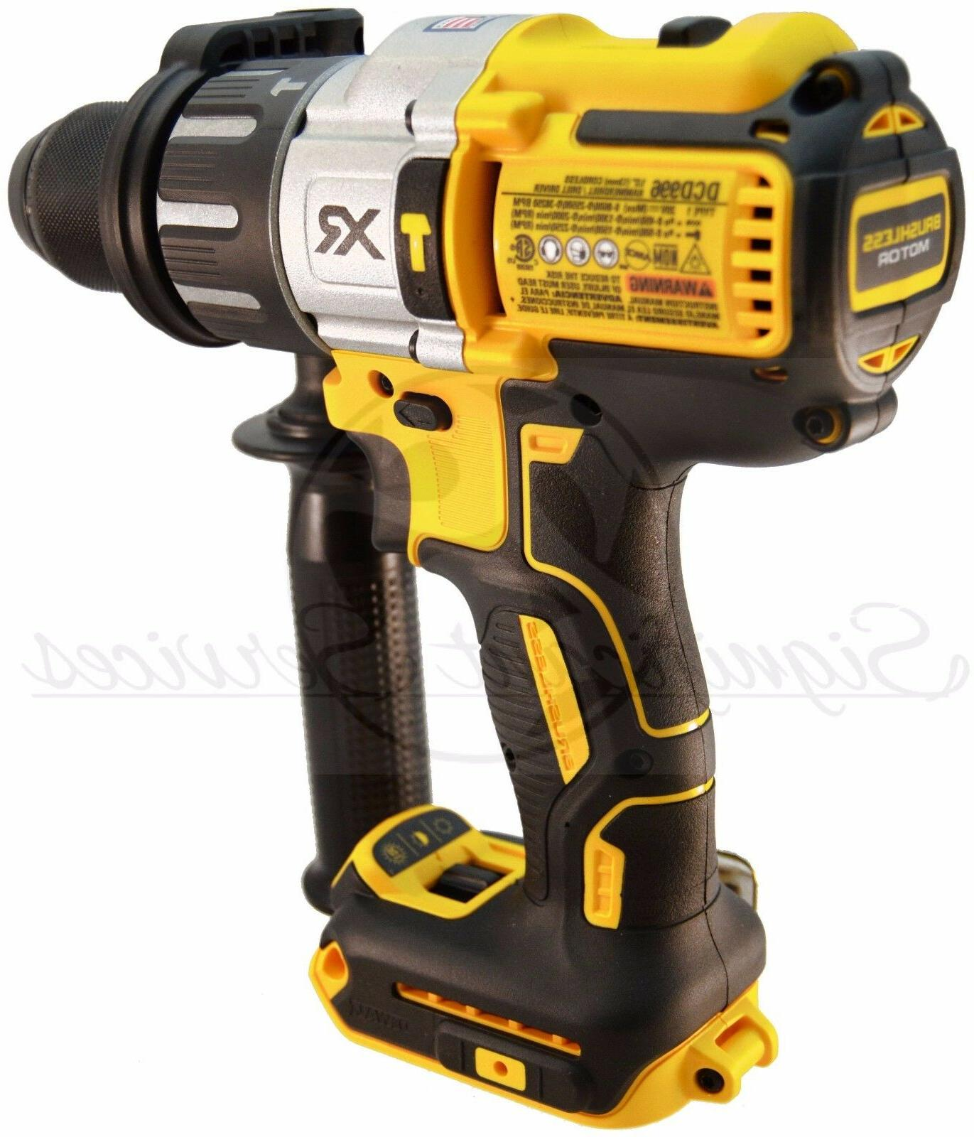 DeWALT MAX XR Cordless Li-Ion 3-Speed in. Hammer