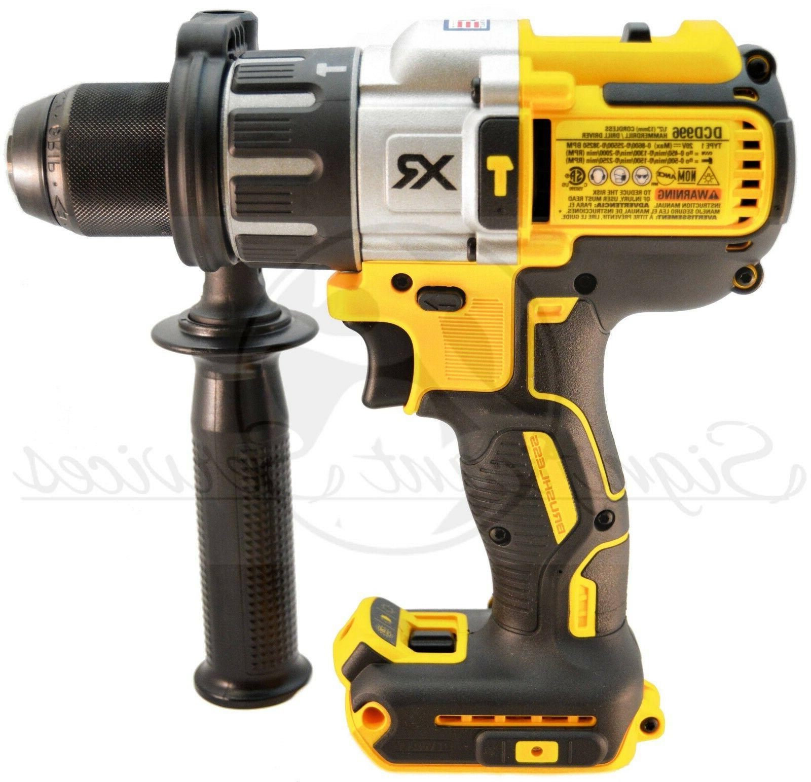 DeWALT MAX XR 3-Speed Drill