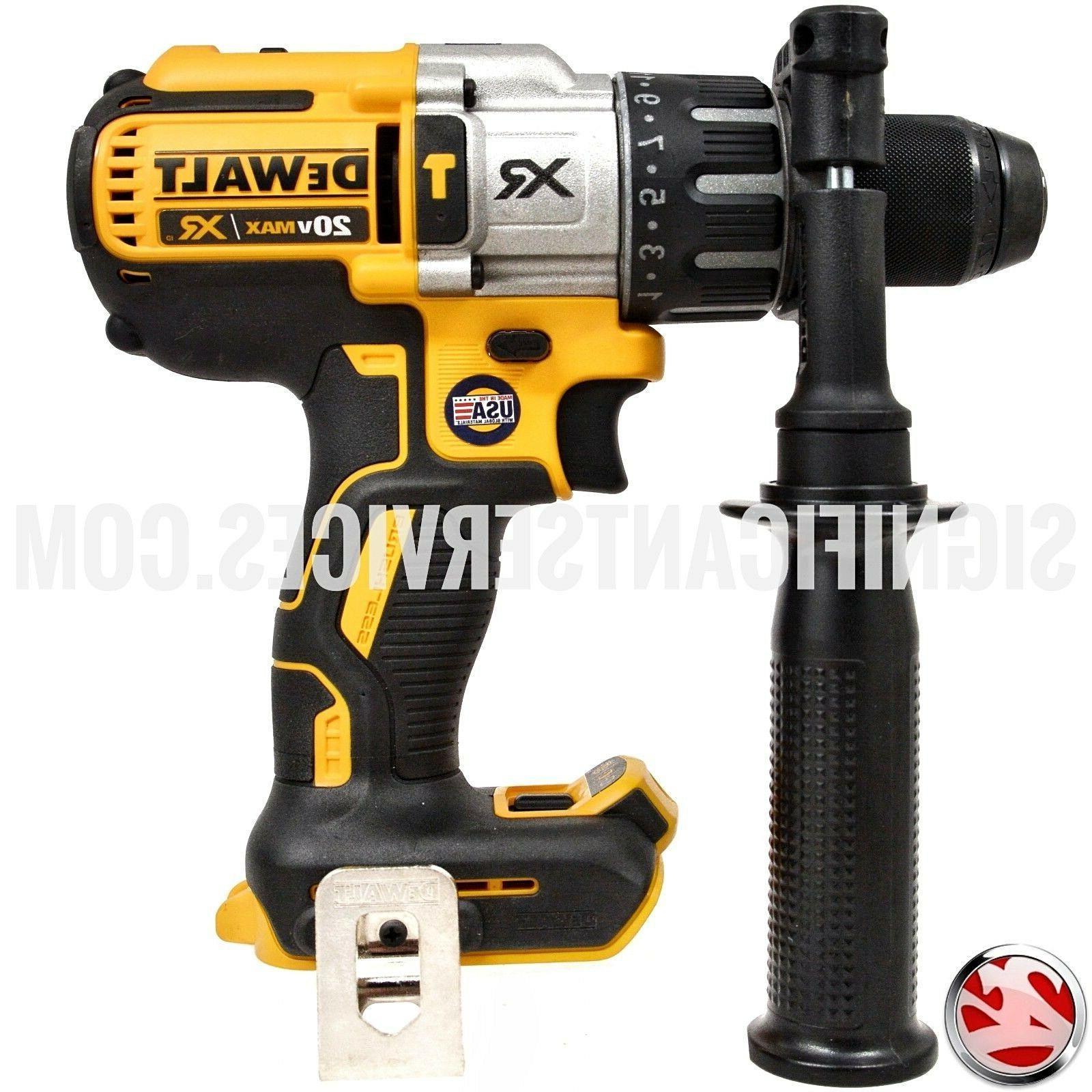 DEWALT 20V MAX Ion Brushless Hammer Drill