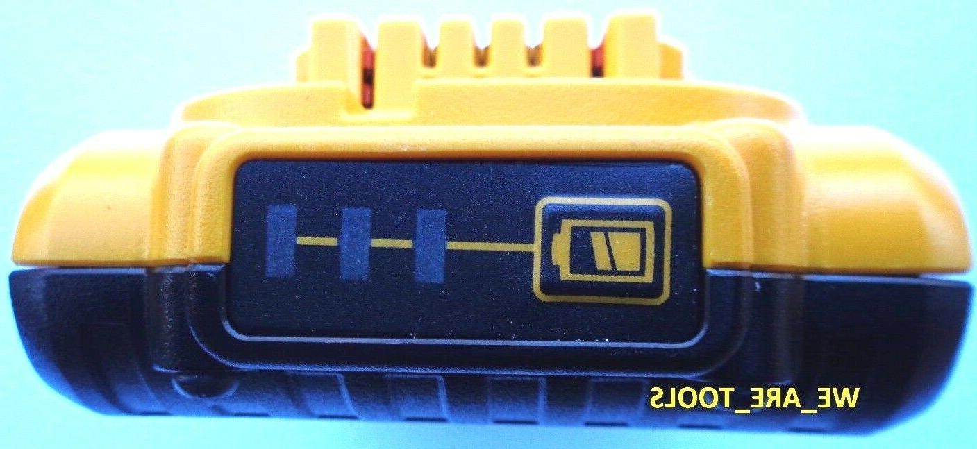 New Brushless Hammer DCB203 Battery 20